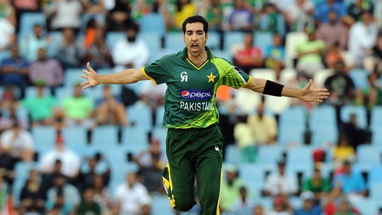 Umar Gul: Not yet fully recovered from knee op