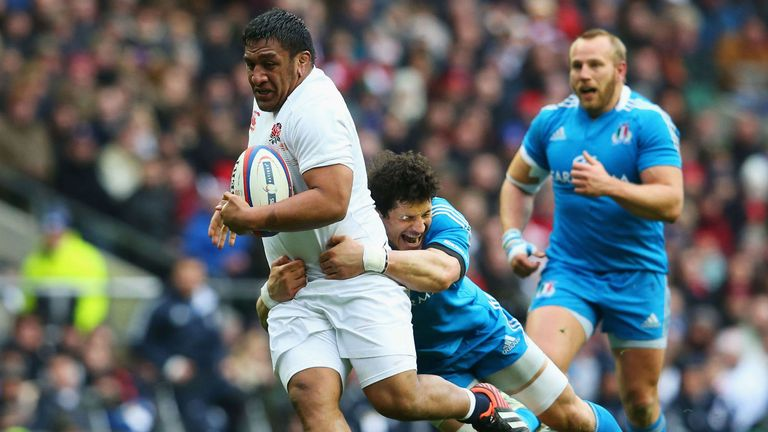 Mako Vunipola: Admits England must improve
