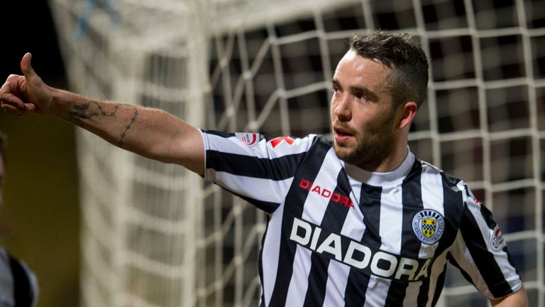 Dougie Imrie: Leaves St Mirren Park after over a year under Danny Lennon