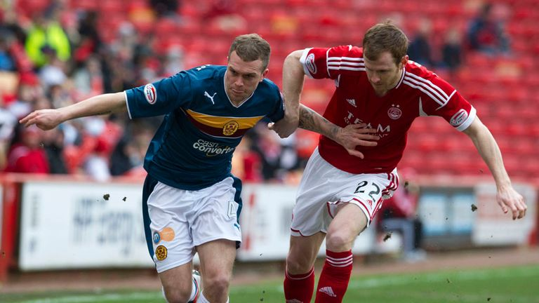 Nicky Law: Could be on the move to Rangers