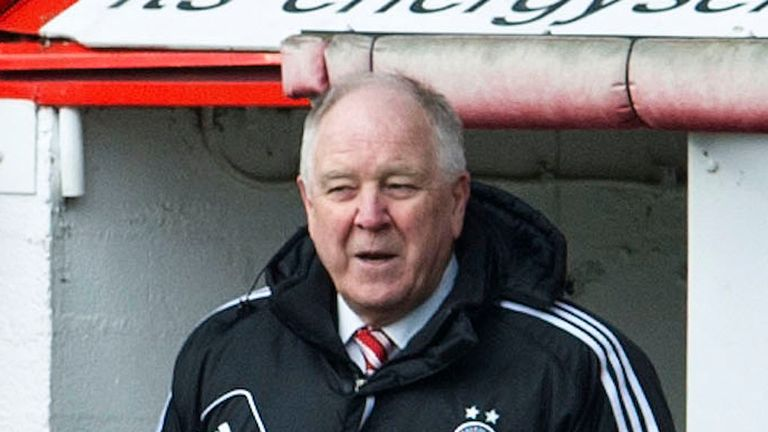 Craig Brown: Delighted with Scotland's win over Croatia