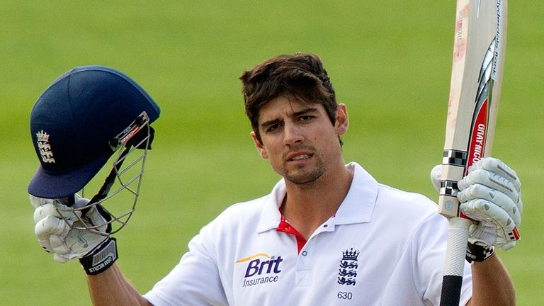 Alastair Cook: A genius, according to Brendon McCullum