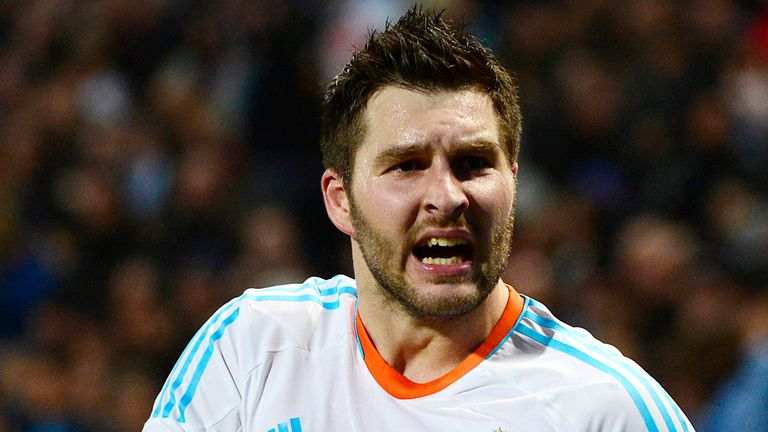 Andre-Pierre Gignac: Netted twice for Marseille in win over Bastia