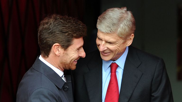Arsene Wenger: Believes Andre Villas Boas got a deserved second chance