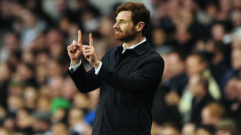 Andre Villas-Boas: Was pleased with Spurs' routine victory over Inter