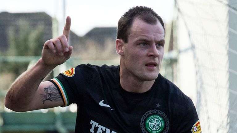 Anthony Stokes: Celtic striker hopes to sign a new contract