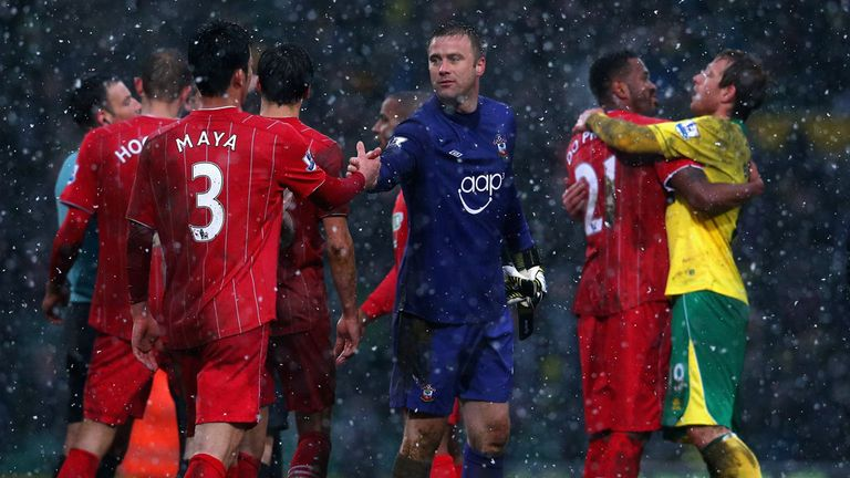 Artur Boruc: Working hard to impress