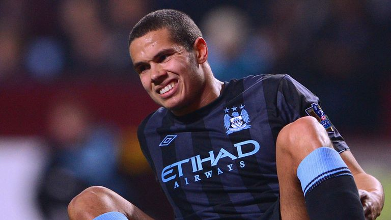 Jack Rodwell: Manchester City midfielder injured again