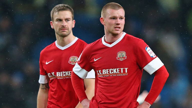Ryan Tunnicliffe: Wanted by Championship rivals Brighton and Ipswich