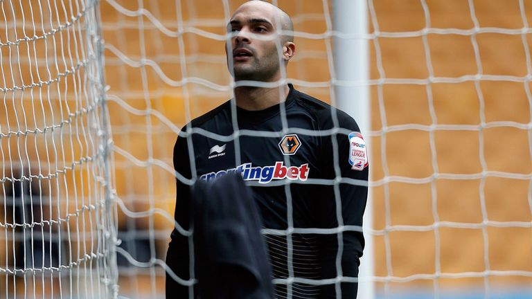 Carl Ikeme: Suffered broken hand