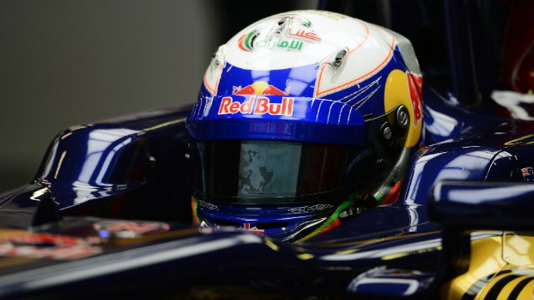 Daniel Ricciardo: Says there's still plenty on Toro Rosso's 'to-do' list