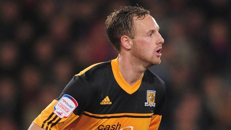David Meyler: Relishing the chance to play Chelsea in Hull's opening Premier League game