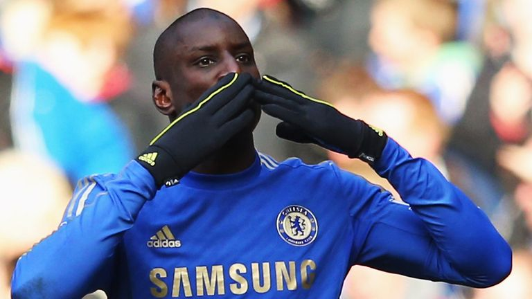 Demba Ba: West Ham were taking on bringing him back to Upton Park