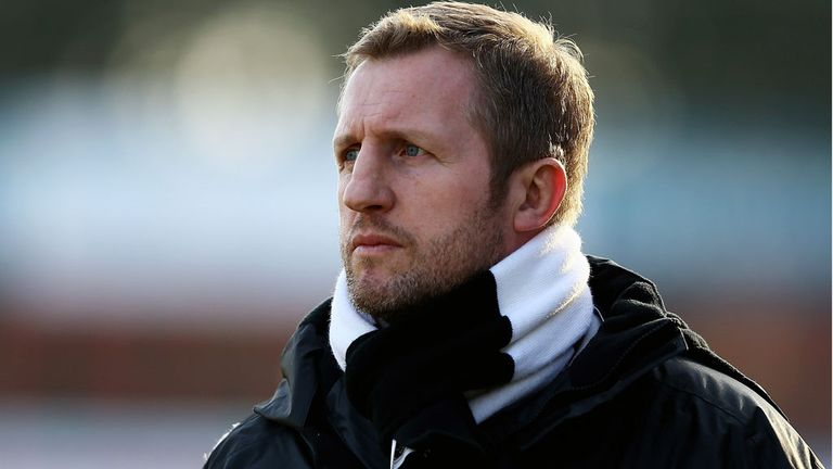 Denis Betts: Harsh words over Gareth Hock dismissal