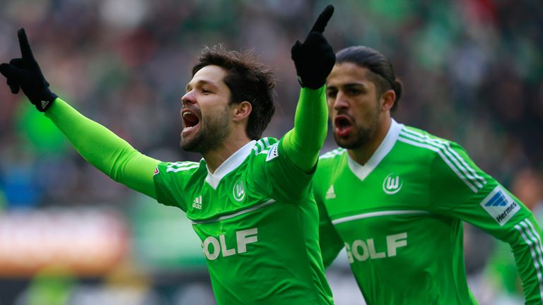 Diego got Wolfsburg off to a flying start