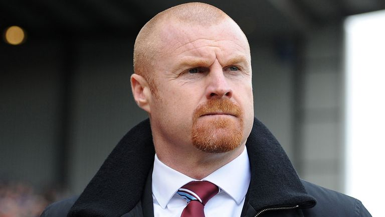 Sean Dyche: Let 'keeper leave on loan