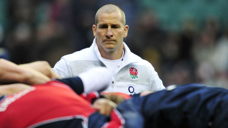 Stuart Lancaster: Knows the breakdown will be a key aspect of the series against the Pumas