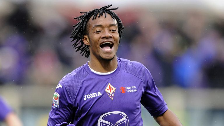 Juan Cuadrado: Struck in Fiorentina win