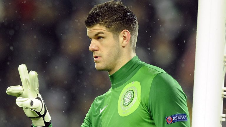 Fraser Forster: Celtic goalkeeper is not for sale