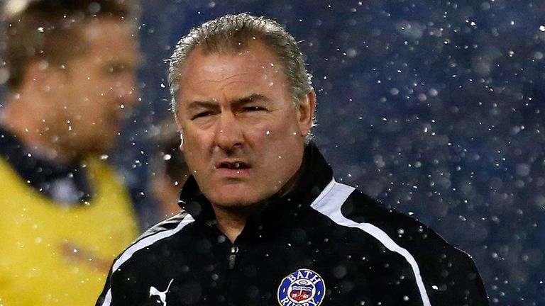 "Gary Gold: Leaving The Rec ""with immediate effect"""