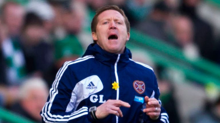 Gary Locke: Missed chances summed up Hearts season