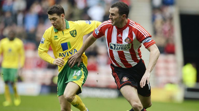 John O'Shea: Excited for the start of the 2013-14 Premier League season