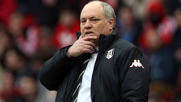 Martin Jol: Feels 39 points has secured safety