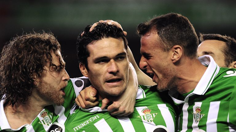 Real Betis: Up to fifth after win over Osasuna