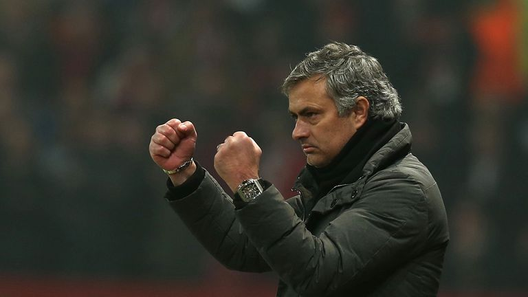 Jose Mourinho: Has claimed 'irregularities' in FIFA manager vote