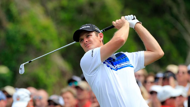 Justin Rose: Tied at the top after 36 holes