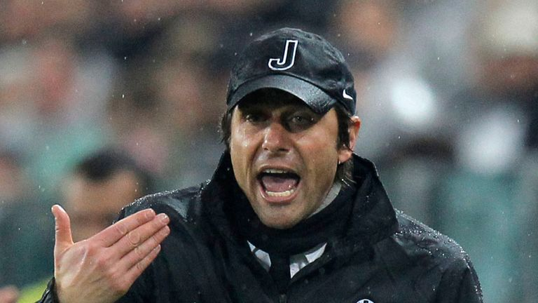 Antonio Conte: Won Juventus' 29th Serie A title last weekend