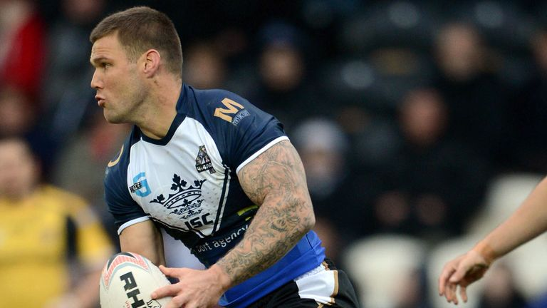 Kirk Yeaman: Out for six weeks