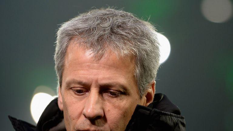 Lucien Favre: Borussia Monchengladbach coach keeping focus