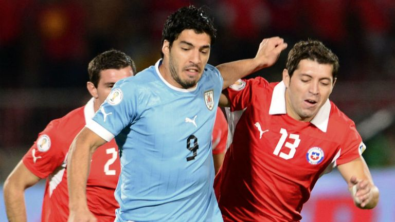 Luis Suarez: Was involved in incident with Jara on Tuesday
