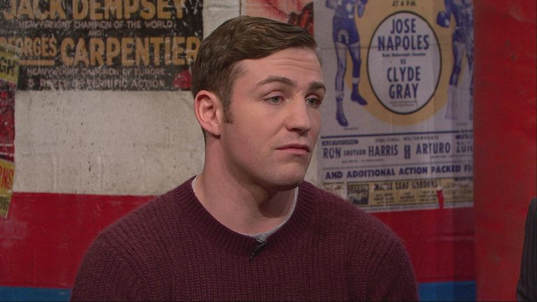 Macklin: says the facts show he's the best Brit