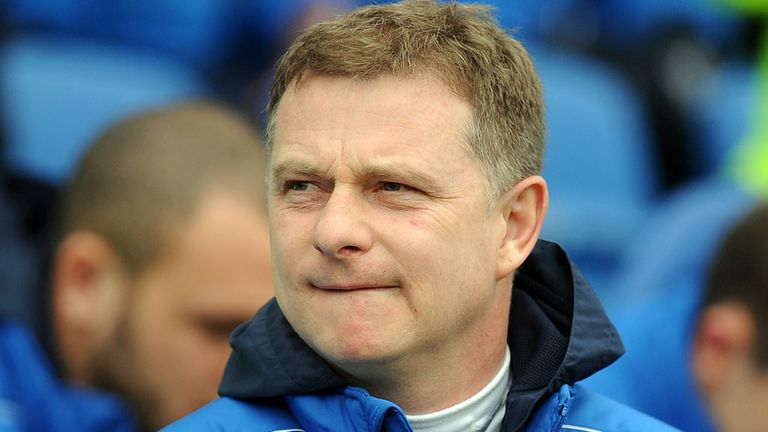 Mark Robins: Not looking back