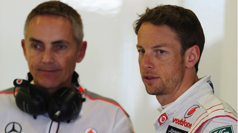 Martin Whitmarsh and Jenson Button have ruled out victory at Spa