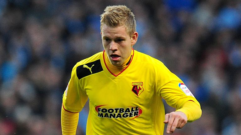 Matej Vydra: The striker's agent says it is unlikely he will return to Watford next season