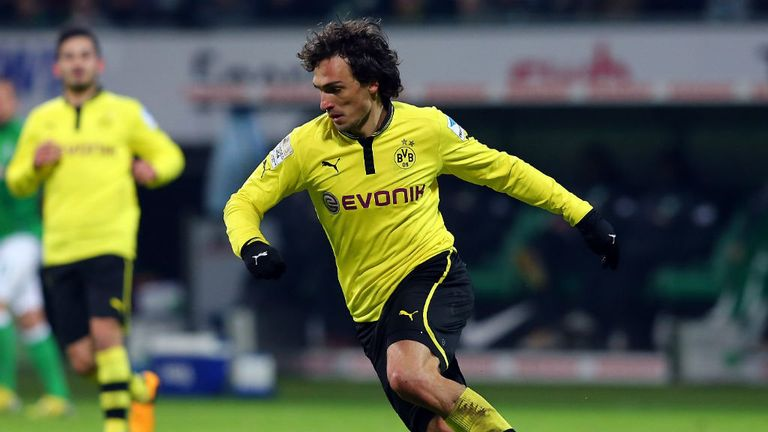 Mats Hummels: Expected to be sidelined for up to four weeks