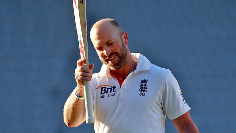 Matt Prior: Climbing in the rankings after fine effort in Auckland