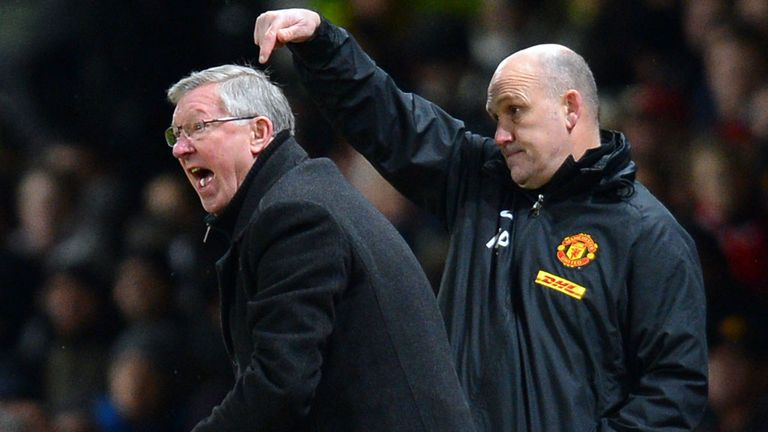 Mike Phelan: Sir Alex Ferguson has retained his desire to succeed