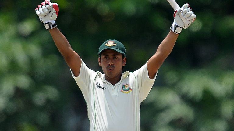Mohammad Ashraful: Chasing first ever double ton on Monday