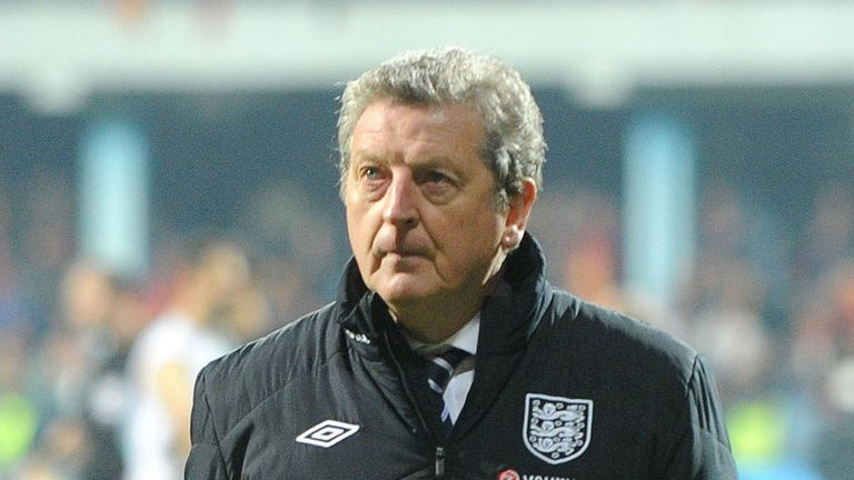 Roy Hodgson: Will meet Republic of Ireland and Brazil in friendlies