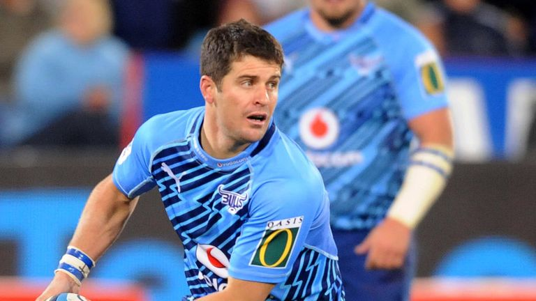 Mornè Steyn: on the scoresheet for the Bulls