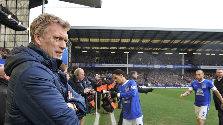 David Moyes: Everton manager admitted his side 'didn't perform' in FA Cup defeat by Wigan