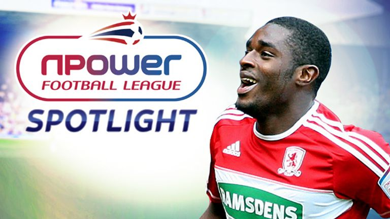 Muzzy Carayol: Enjoying his time at Middlesbrough