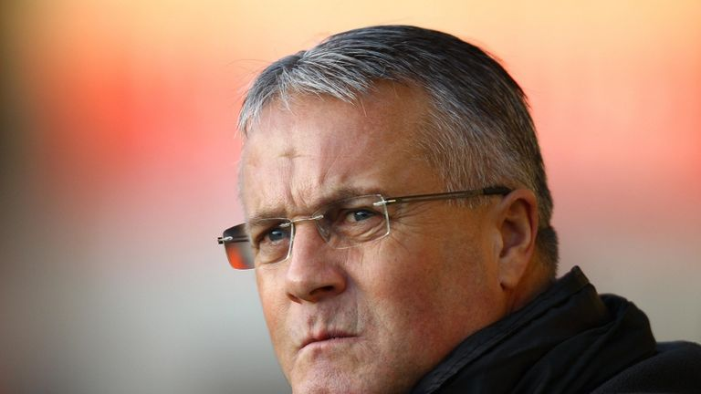 Micky Adams: Offering Brown his first chance in coaching