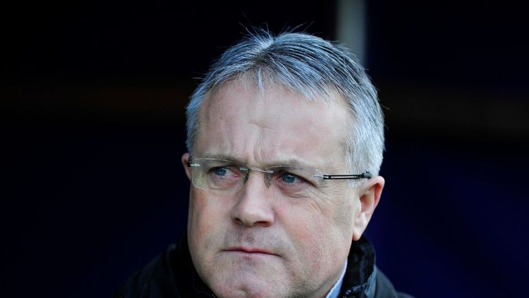 Micky Adams: Felt they deserved a point