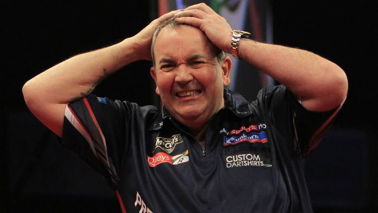 Phil Taylor: Hoping to avoid rare hat-trick of defeats