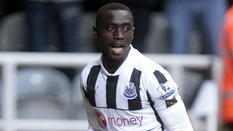 Papiss Cisse: The striker has rediscovered his form